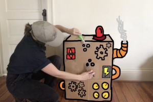 Discover loose-parts play